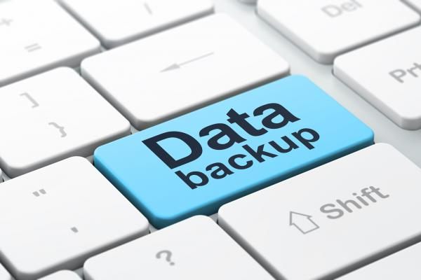 Selecting your Online Data Backup
