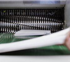 confidential document shredding services